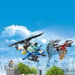 LEGO City – Le poste de police de montagne – 60174 pas cher